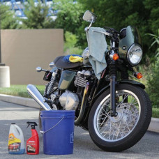 Мотокосметика и другая химия для мотоцикла