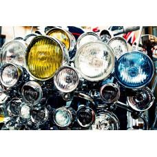 Дополнительное оборудование и аксессуары для мотоцикла