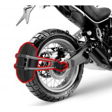 Брызговик задний для мотоцикла универсальный 220