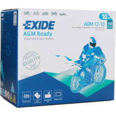 EXIDE SLA12-10 = AGM12-10