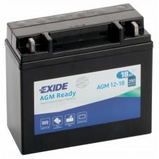 EXIDE AGM12-18