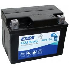 EXIDE SLA12-4 = AGM12-4