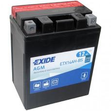 EXIDE ETX14AH-BS = YTX14AH-BS