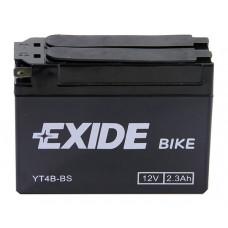EXIDE ET4B-BS = YT4B-BS