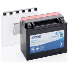 EXIDE ETX20H-BS = YTX20H-BS