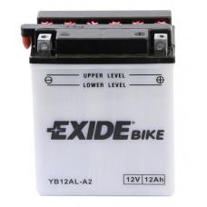 EXIDE YB12AL-A2 = EB12AL-A2