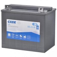 EXIDE GEL12-30
