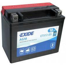 EXIDE YTX12-BS = ETX12-BS