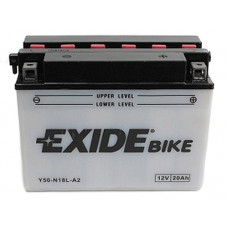 EXIDE E50-N18L-A = Y50-N18L-A